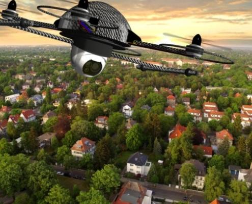 Fotogrammetria avanzata con drone